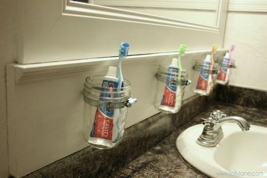 Porta escova de dentes