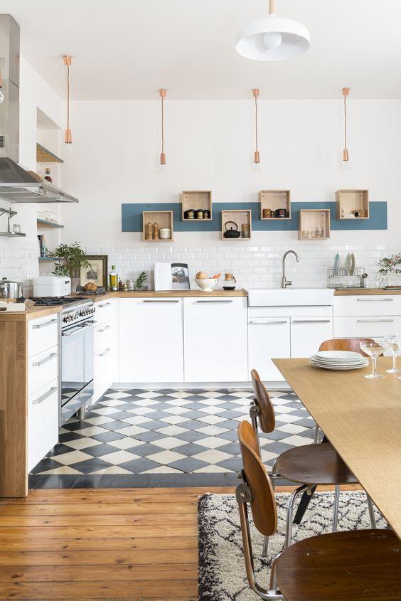 Inovando na decoração da cozinha