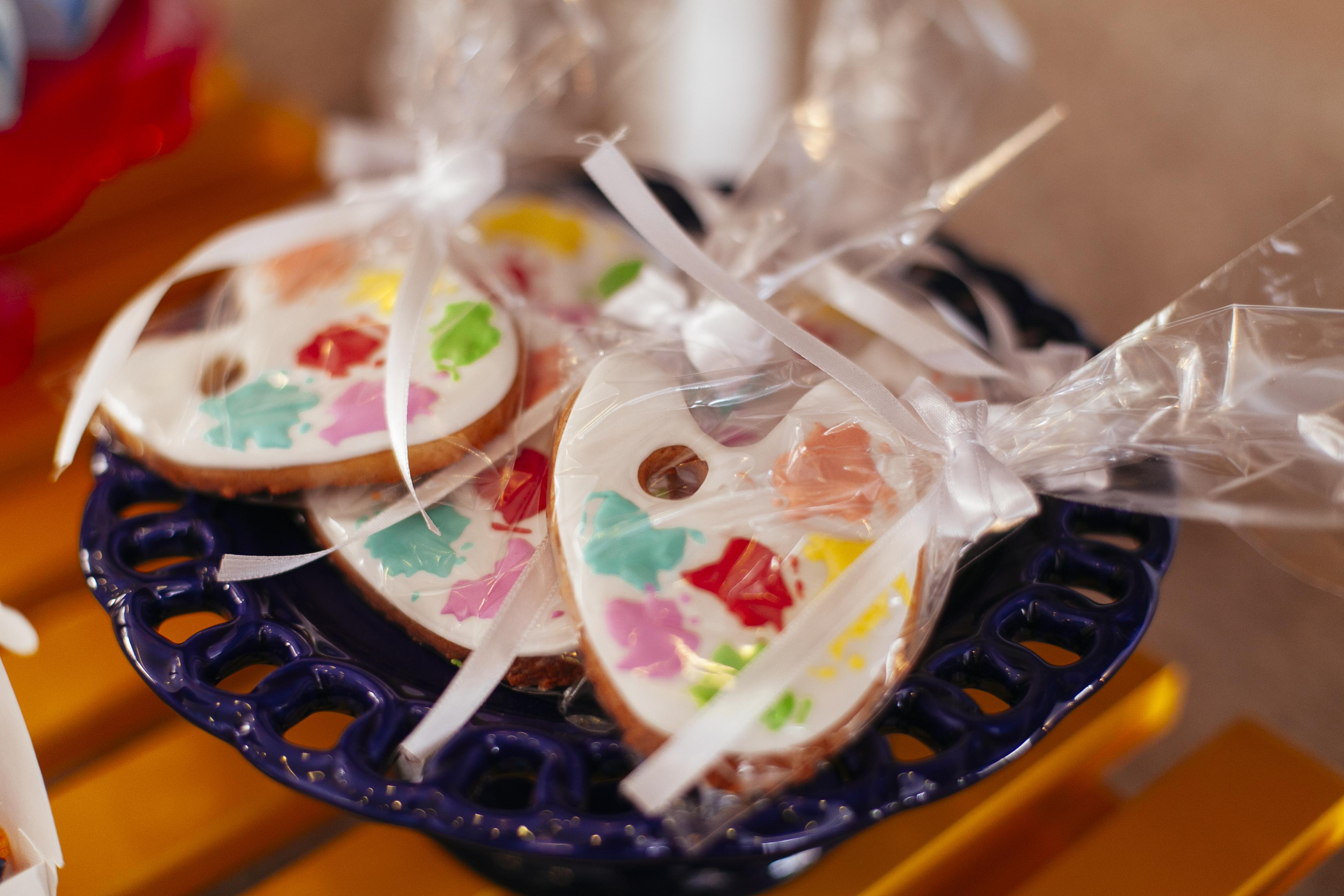 decoracao de festa infantil: lembrancinhas comestíveis