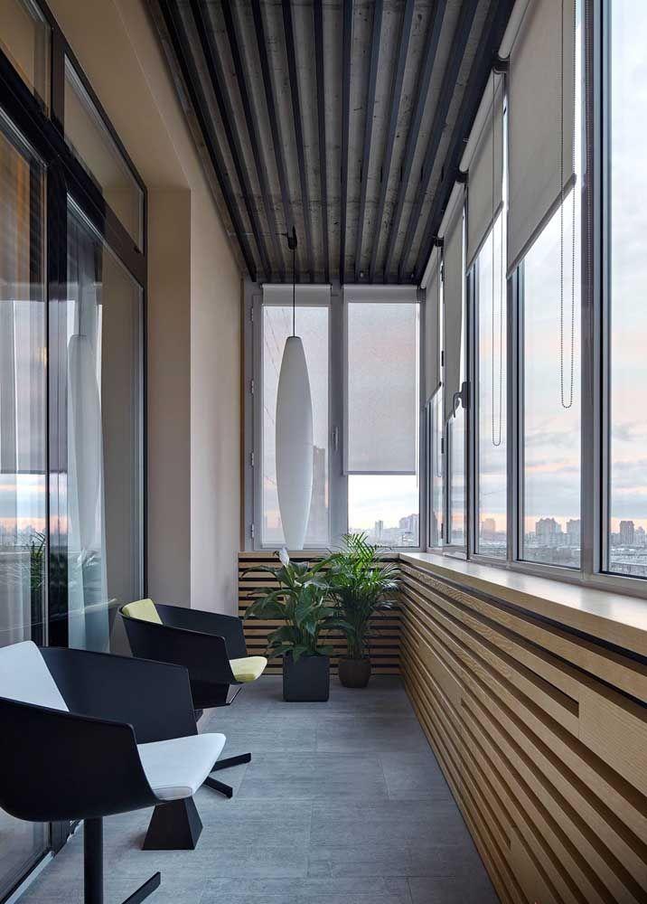 Ambiente com design diferenciado