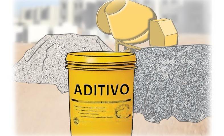 aditivo para concreto
