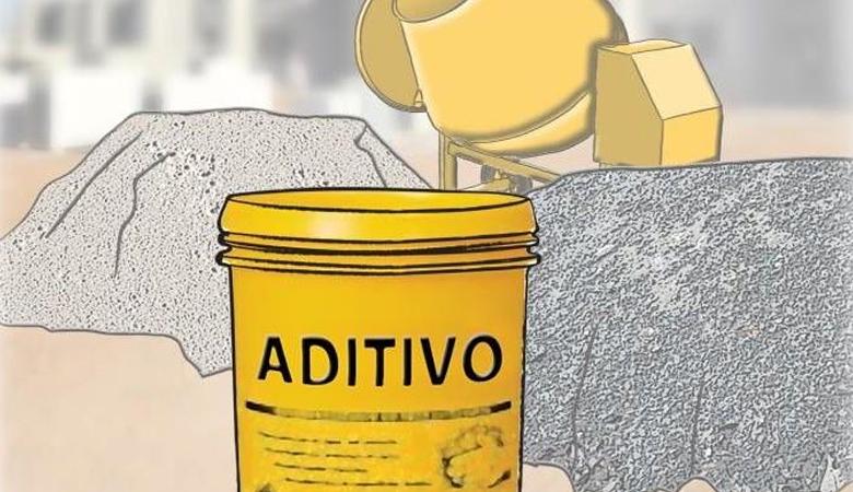 aditivos para alterar o tempo de pega do concreto