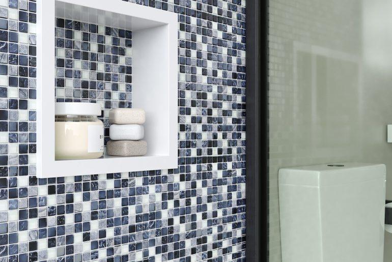 nicho do banheiro