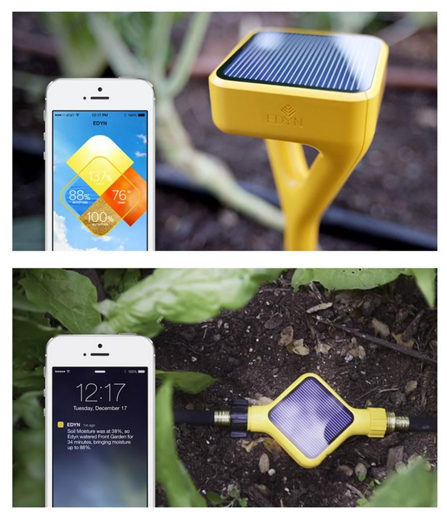 Um jardim inteligente para uma casa inteligente