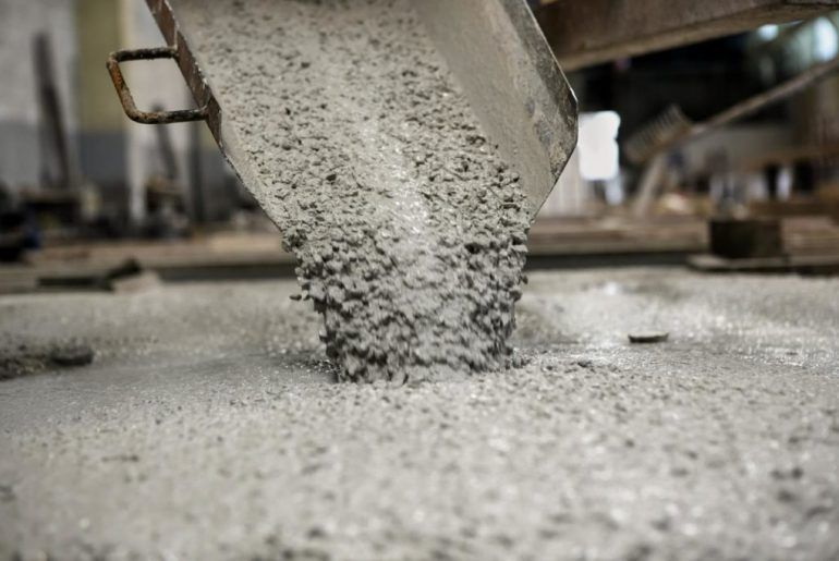 tempo de pega do concreto