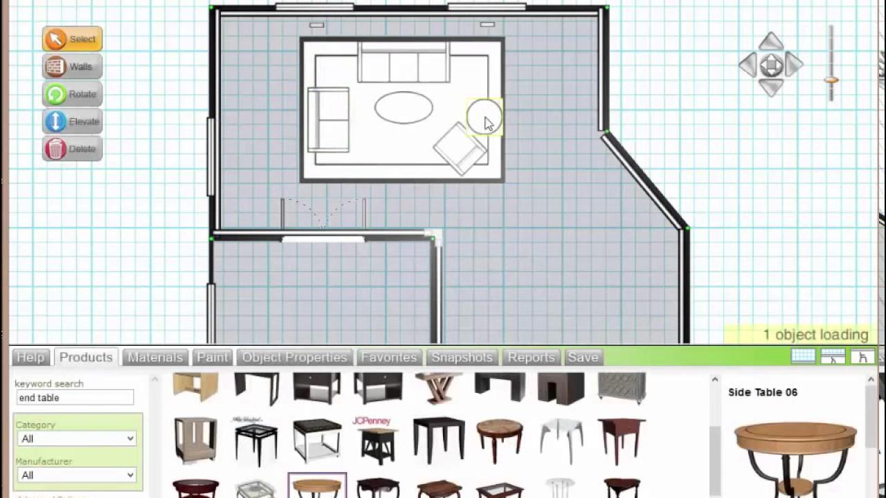 Criar plantas de casas com o 3Dream