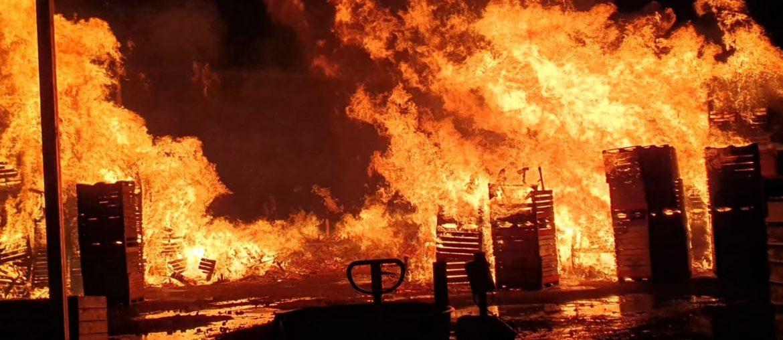 Classes de incêndio