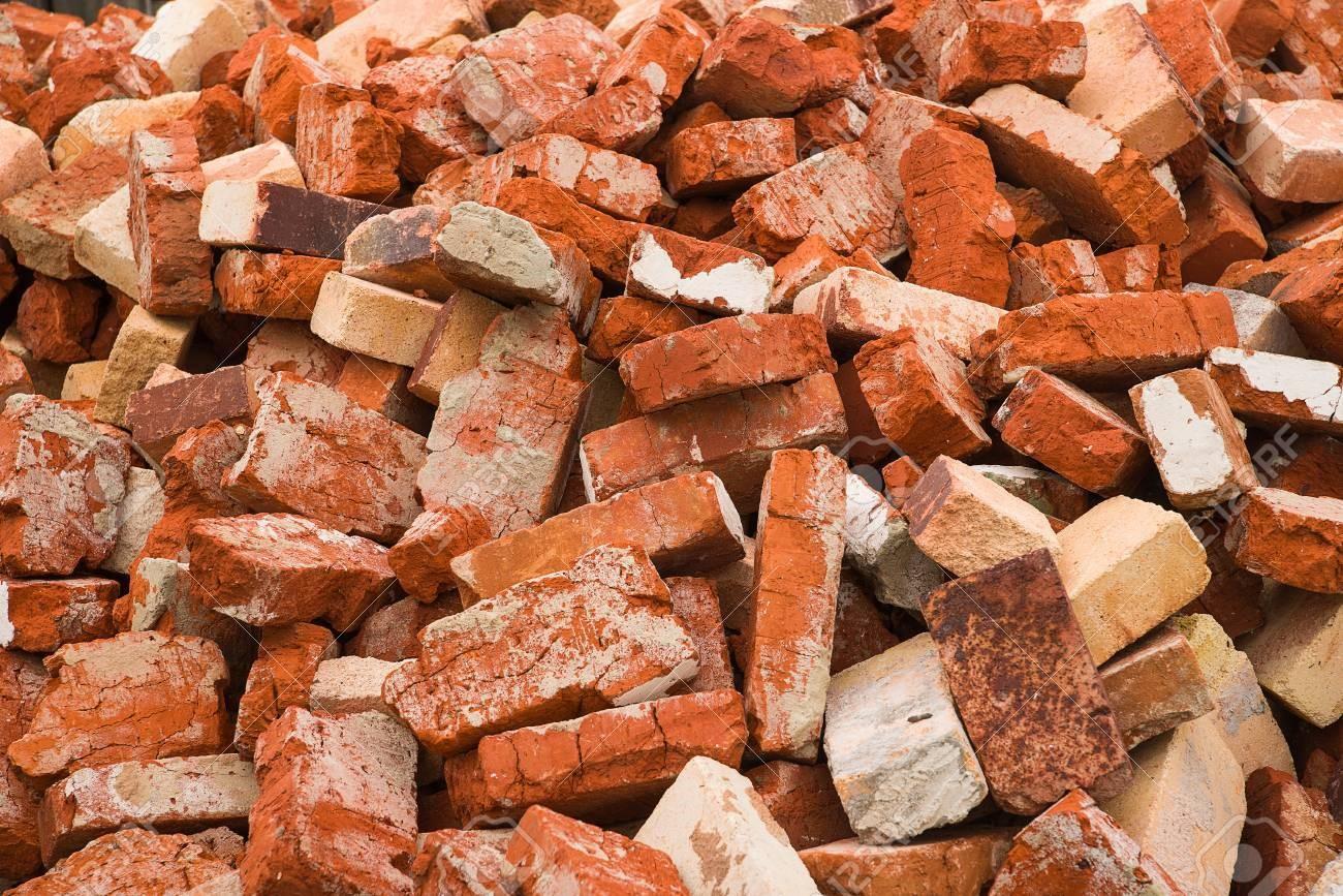 Cuidado na hora de calcular a quantidade de tijolos