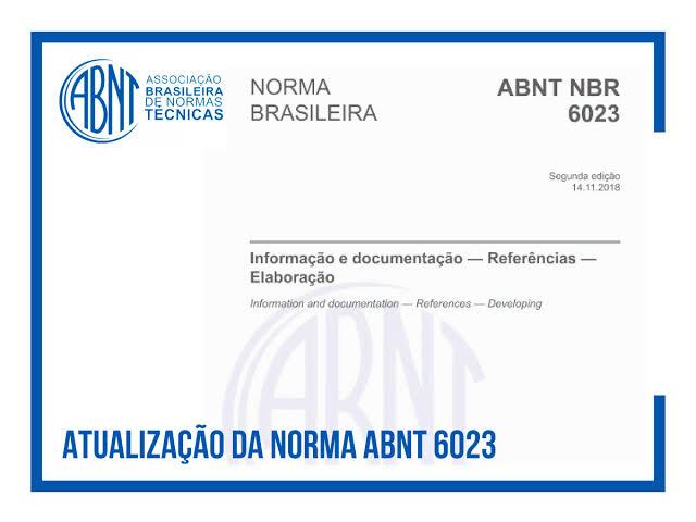 NBR 6023