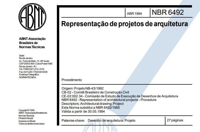 NBR 6492