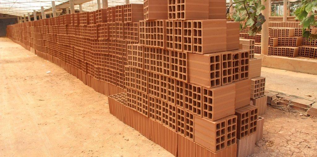 calcular quantidade de tijolos