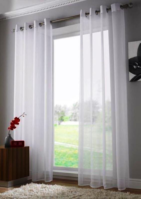 cortina voil branca 2