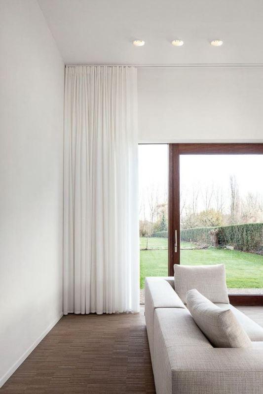 cortina voil salA