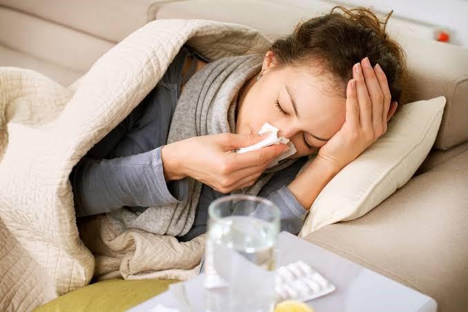 sintomas da síndrome do edifício doente