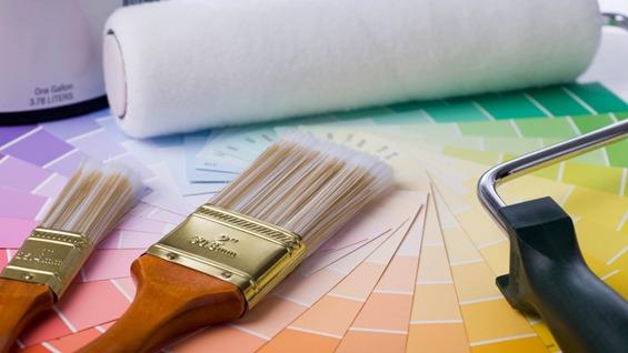 como pintar um quarto - passo a passo