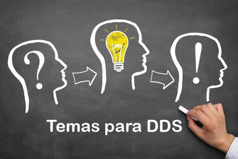 Temas para DDS