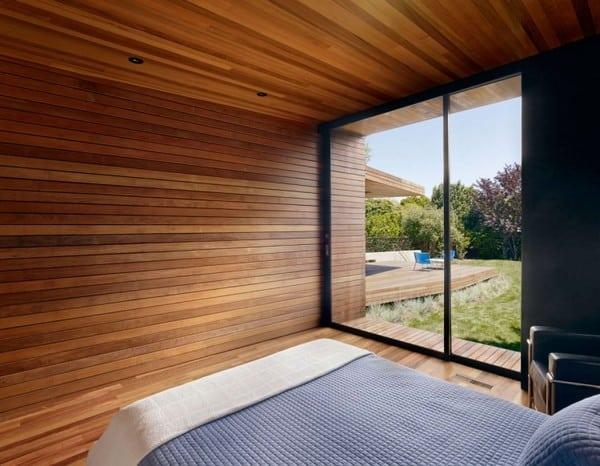 paredes de madeira
