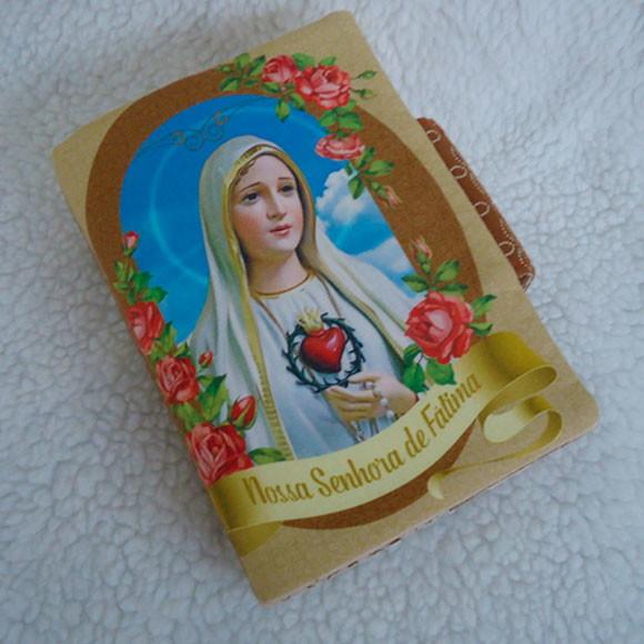 Bíblia Nossa Senhora de Fátima