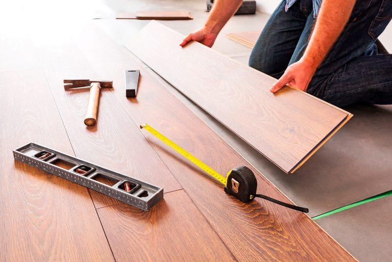 Como instalar piso laminado