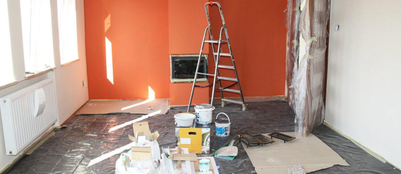 Como pintar uma casa