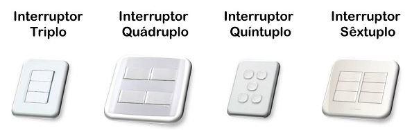 Interruptor múltiplo