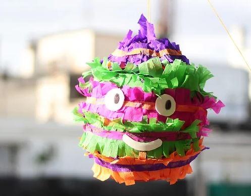 Piñata Fred