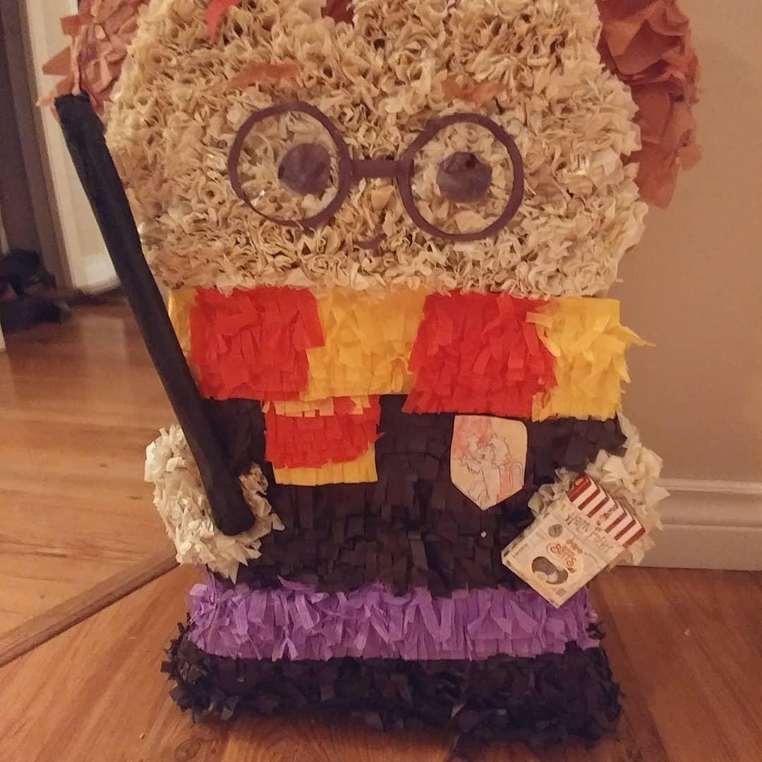 ideias de como fazer piñata