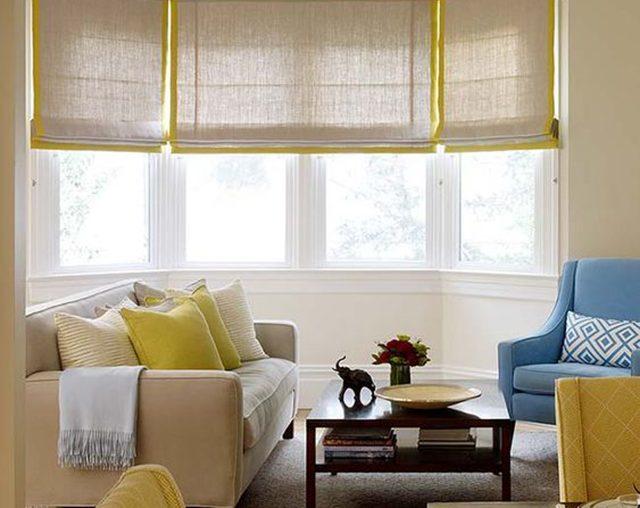 cortina de juta capa
