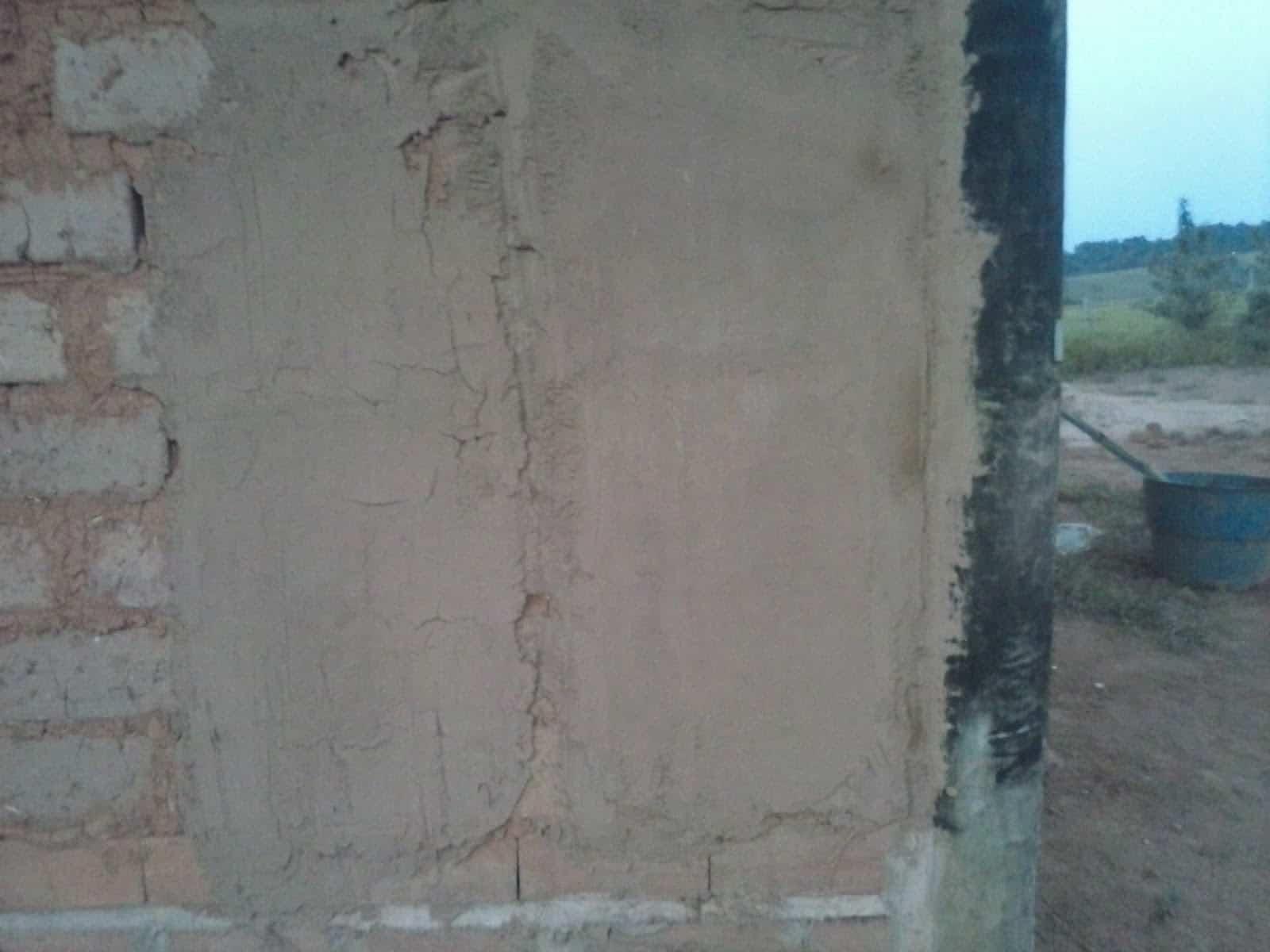 pintar uma parede rebocada é importante