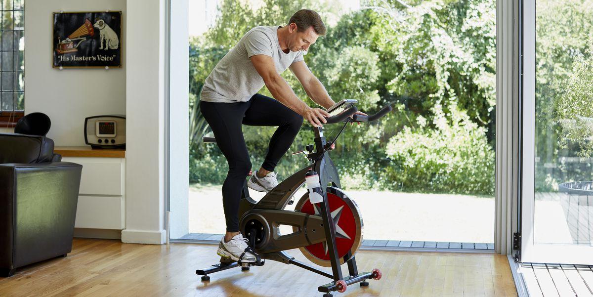 bicicleta academia em casa