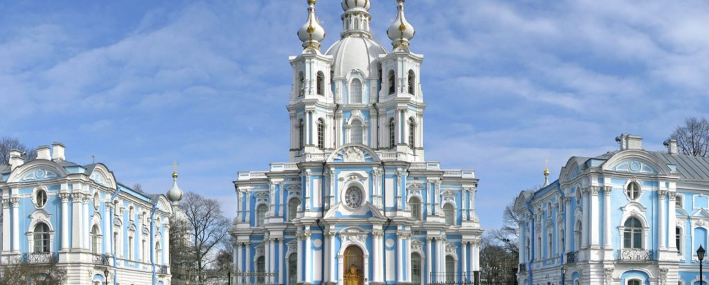 barroco são petesburgo