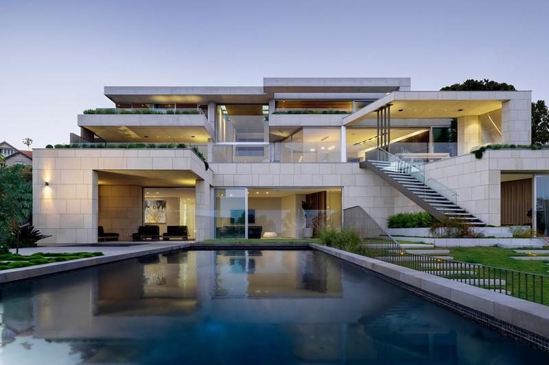 casa contemporaneo