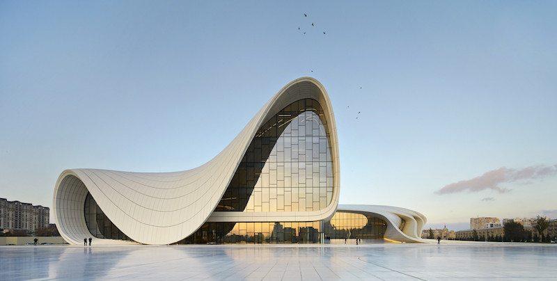 predio arquitetura contemporanea