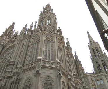 predio arquitetura gotica