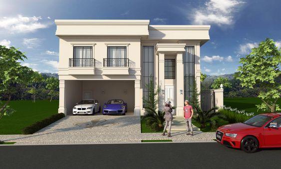 casa neoclassica