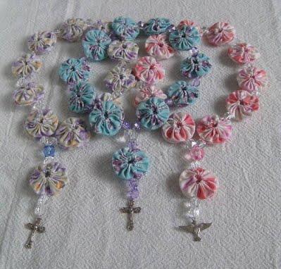 rosario de fuxico