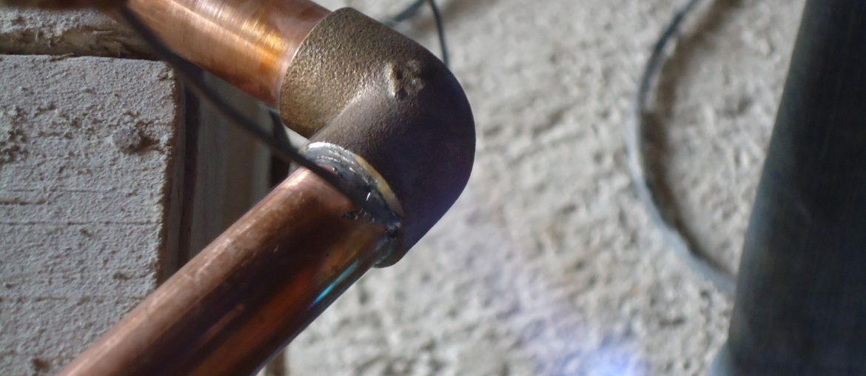Como soldar cano de cobre