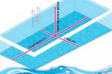 Volume de piscina