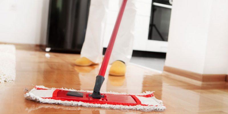 limpeza piso sinteco