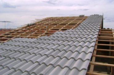 como calcular a quantidade de telhas para o telhado